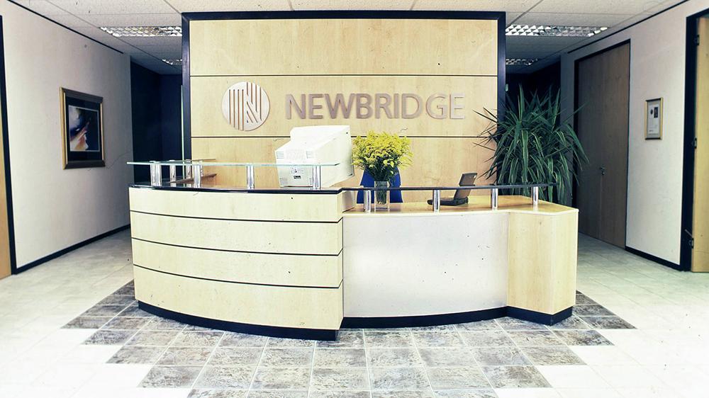 Space Logic Company - Newbridge - 2000's Portfolio