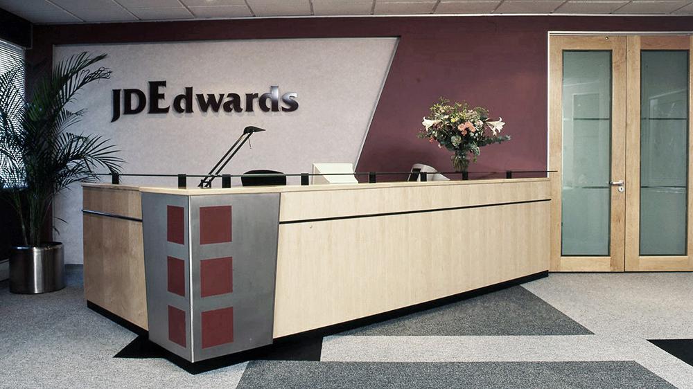 Space Logic Company - JD Edwards - 2000's Portfolio